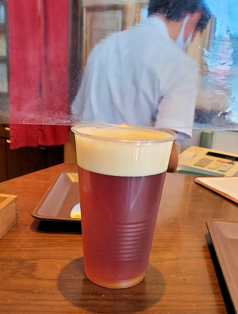 門司港地ビール工房で購入した地ビール