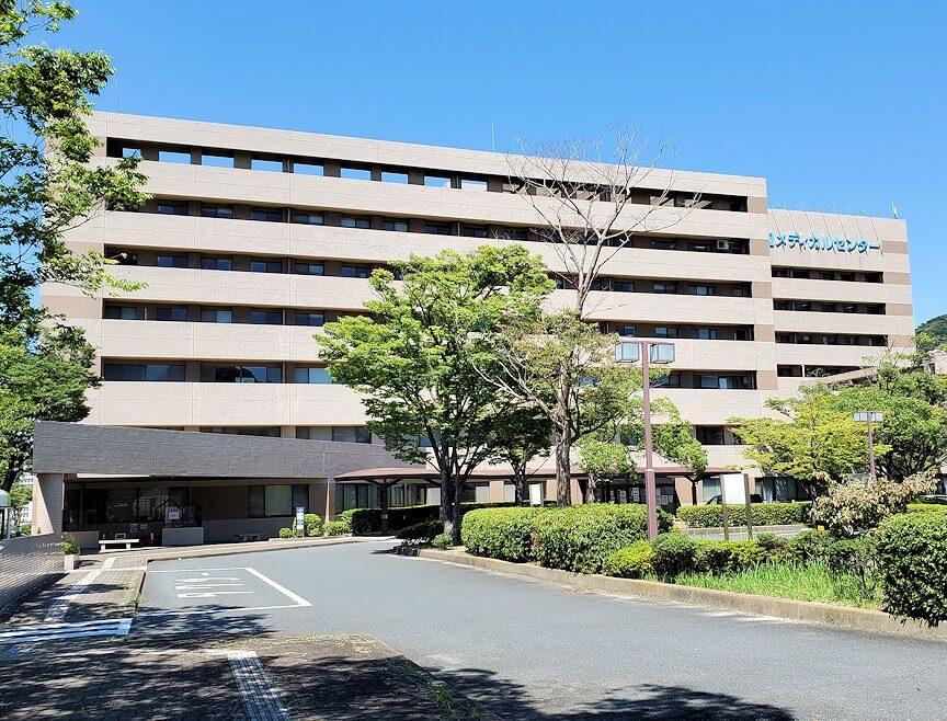 門司メディカルセンターの建物