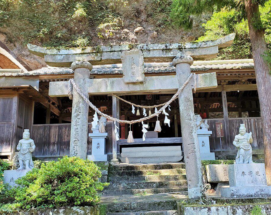 天念寺の正面-2