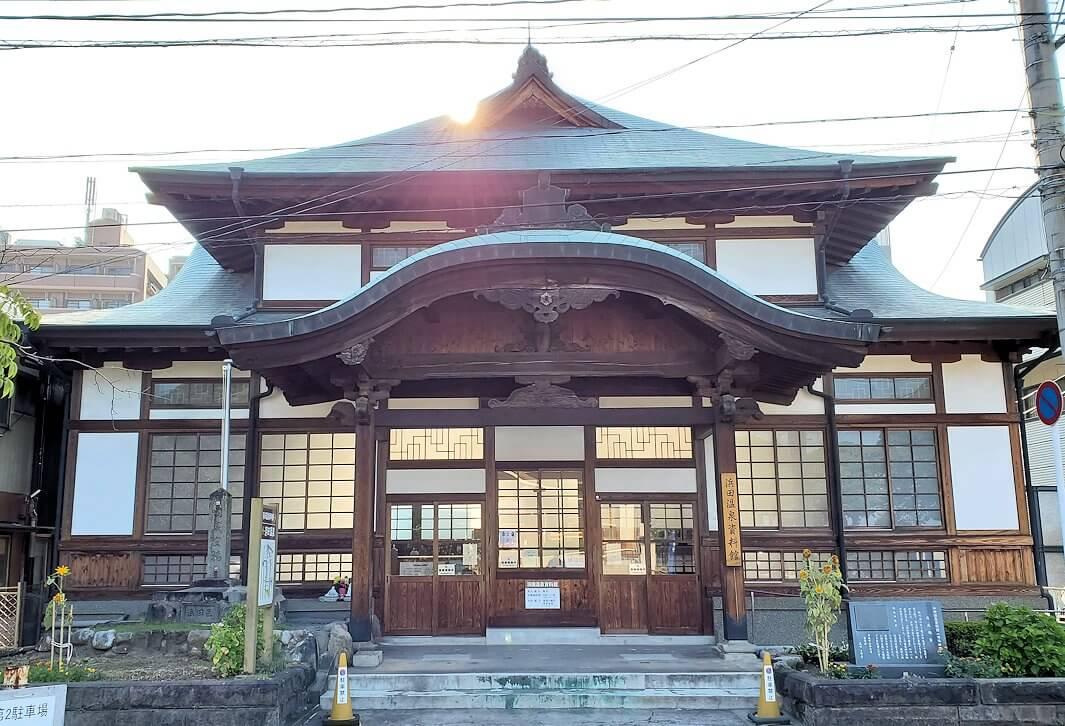 別府の浜田温泉の旧館