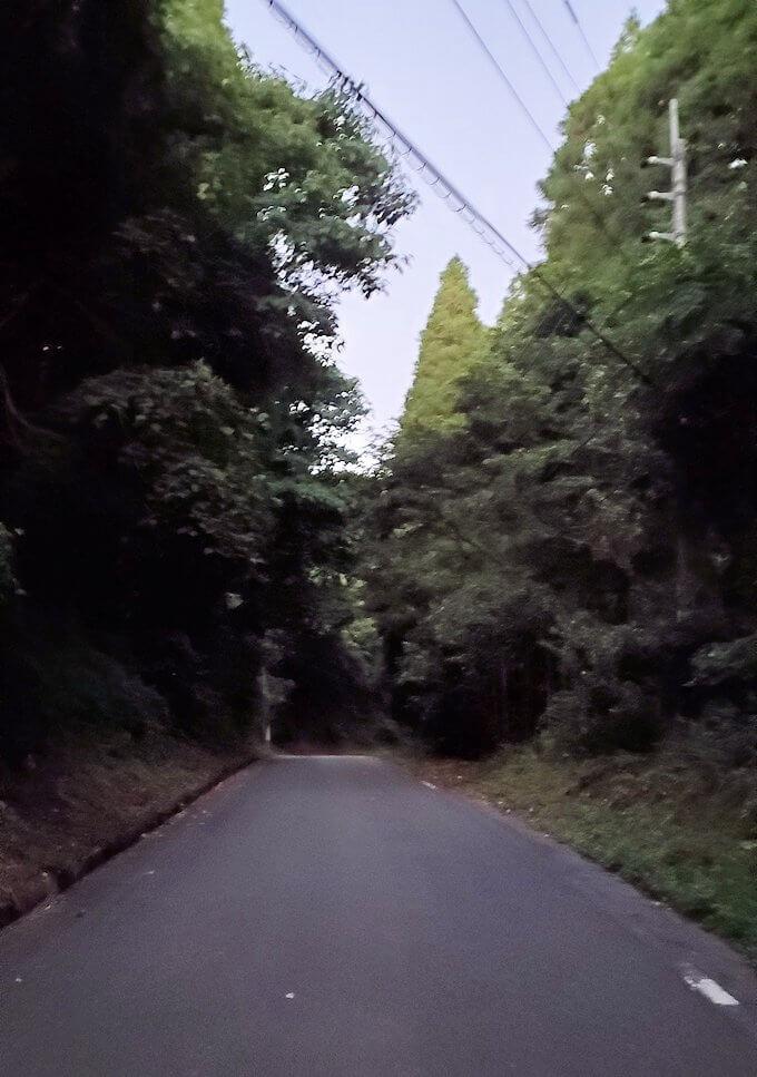 阿蘇鶴温泉ロッジ村周辺を歩く
