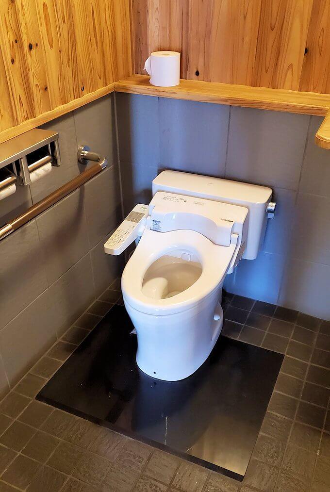 久大本線の日田駅の綺麗なトイレ-1
