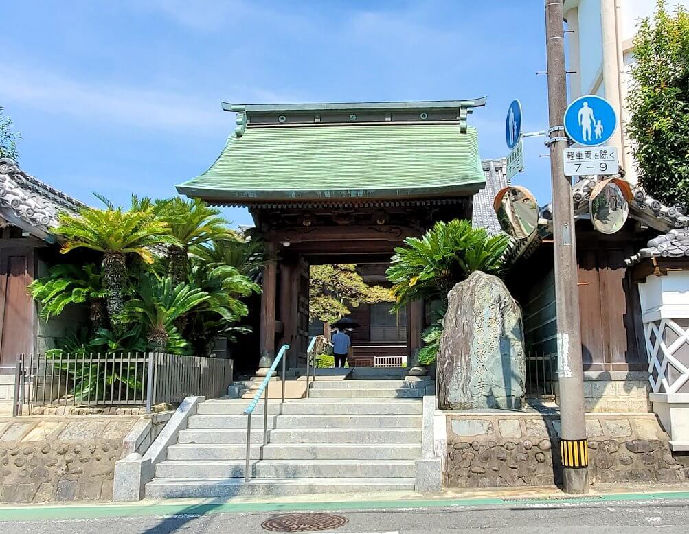 久留米駅周辺にあったお寺