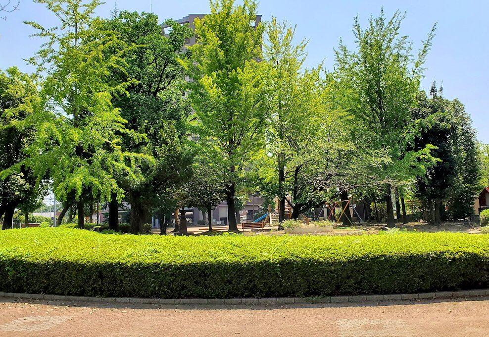 久留米駅周辺にある公園