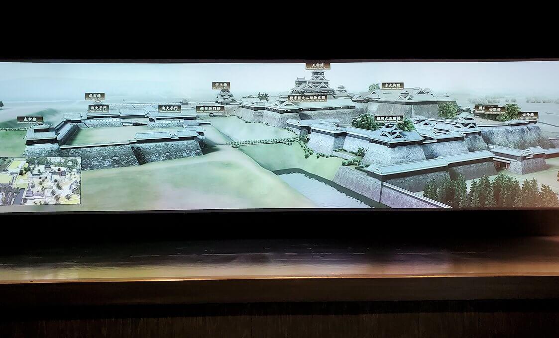 昔の熊本城