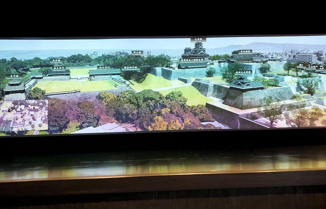 最近のの熊本城
