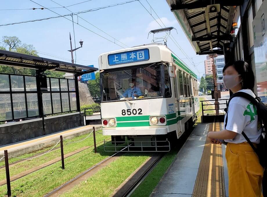 熊本市電の車両-1