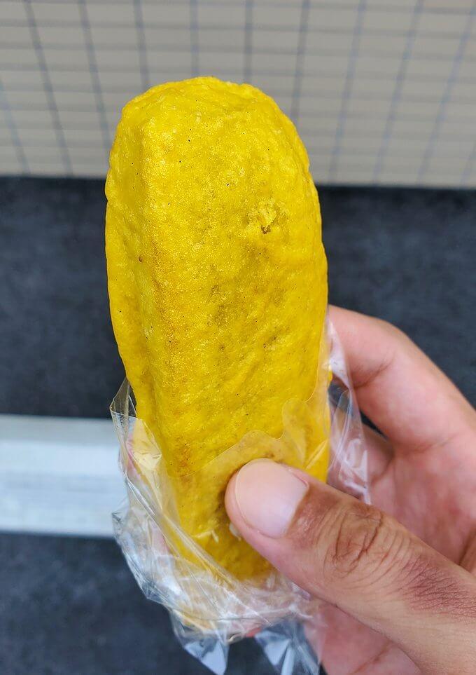 村上カラシレンコン店で購入した辛子蓮根-1