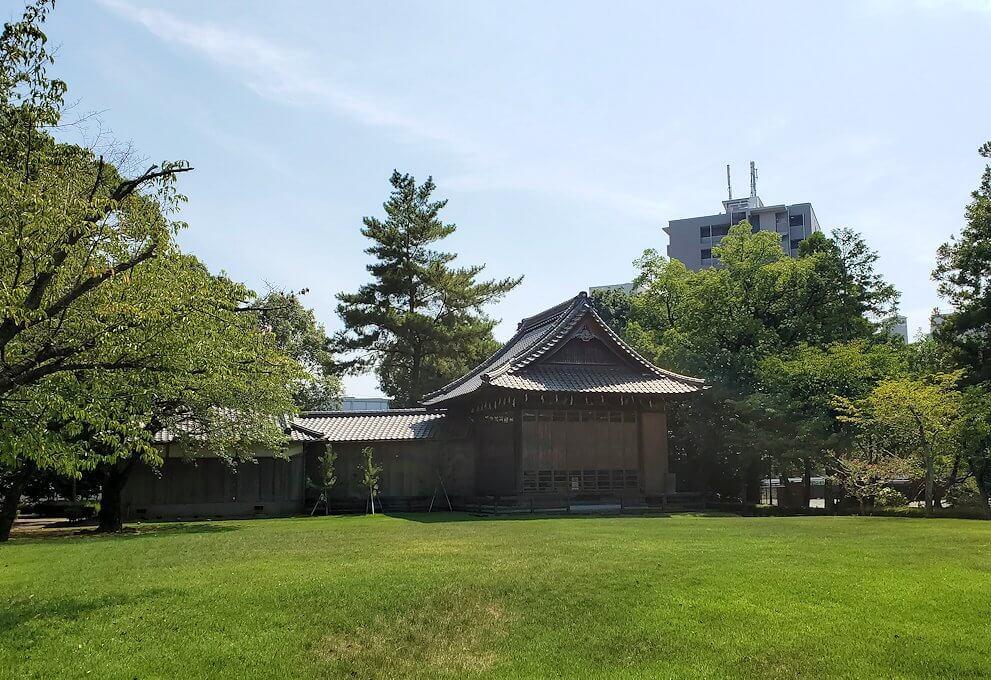 水前寺成趣園内の景色