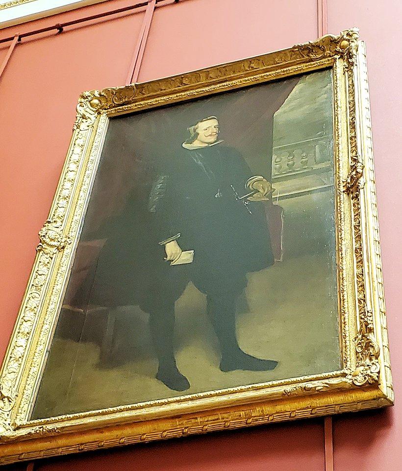 『フェリペ4世(若)の肖像』 (Portrait of Phiip Ⅳ,King of Spain) by ディエゴ・ベラスケス