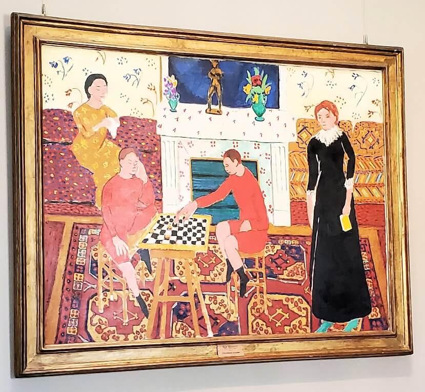 『画家の家族』 (Painter's Family) by アンリ・マティス