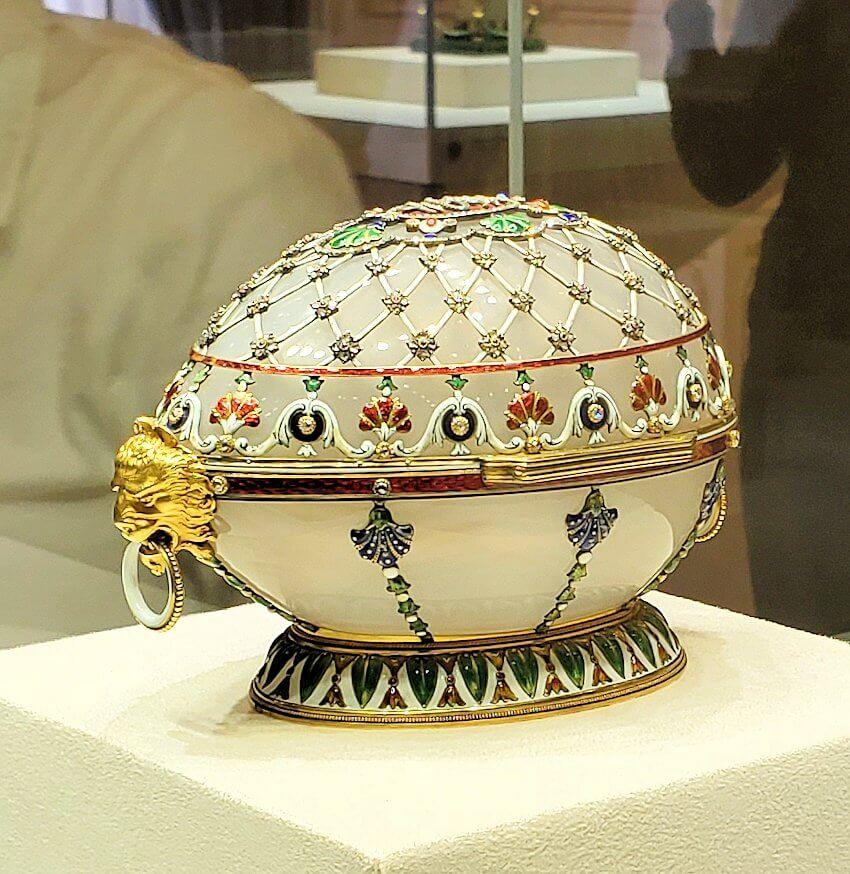 『ルネッサンスの卵』(Renaissance Easter Egg)