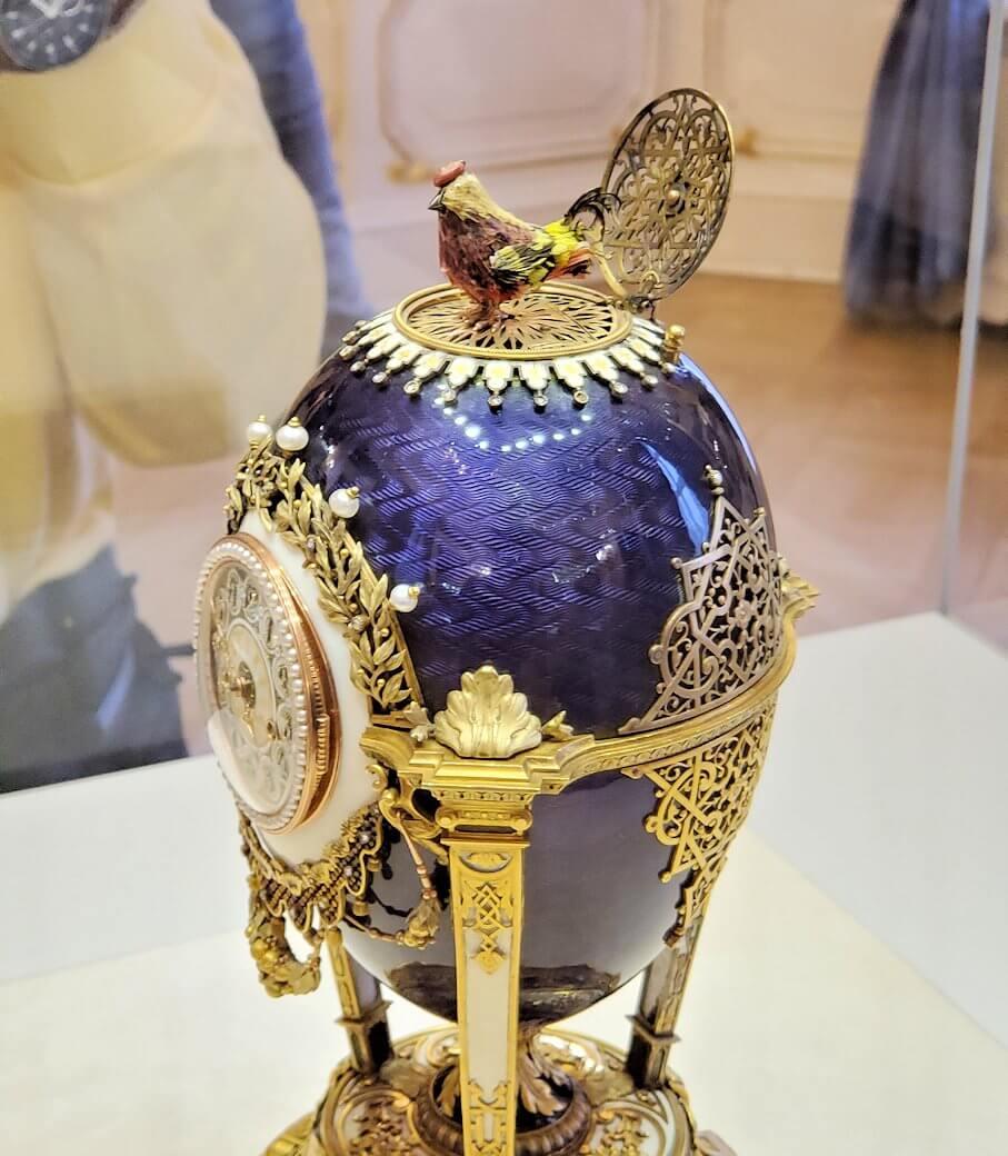 『雄鶏の鳩時計』(Chanticleer)