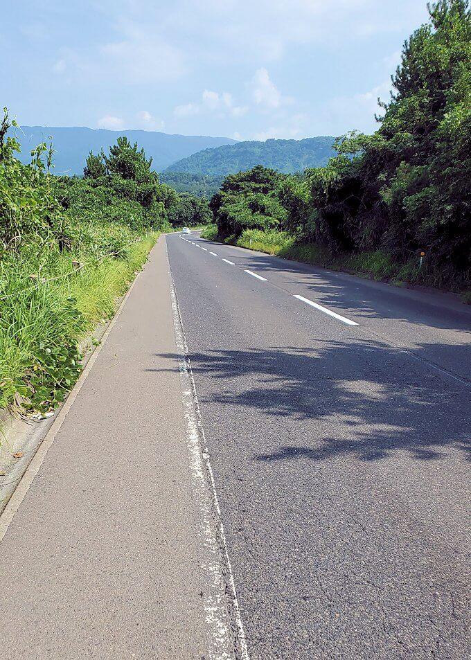 桜島サイクリングを再開