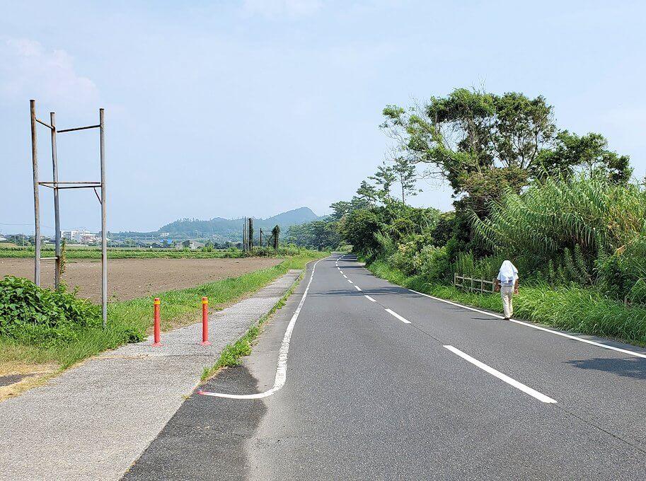 鹿児島ロマン街道を南に進んで行く1