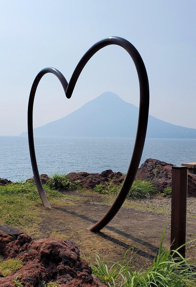 長崎鼻先端で記念撮影1