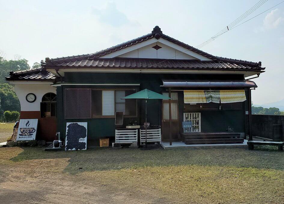 長崎鼻から歩いて西大山駅へ向かう2