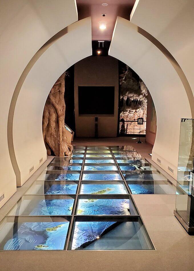 黎明館の入口