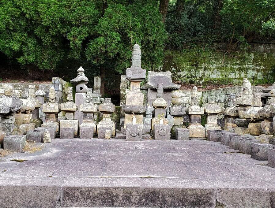 福昌寺内の景観5
