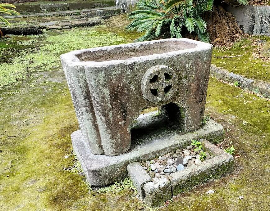 福昌寺跡の島津家お墓の久光の墓1