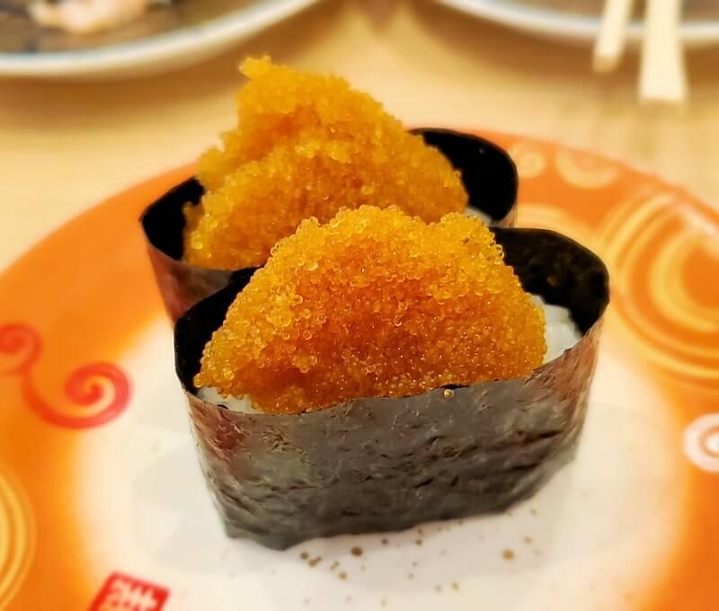 「回転寿しトリトン:清田店」で食べる寿司2