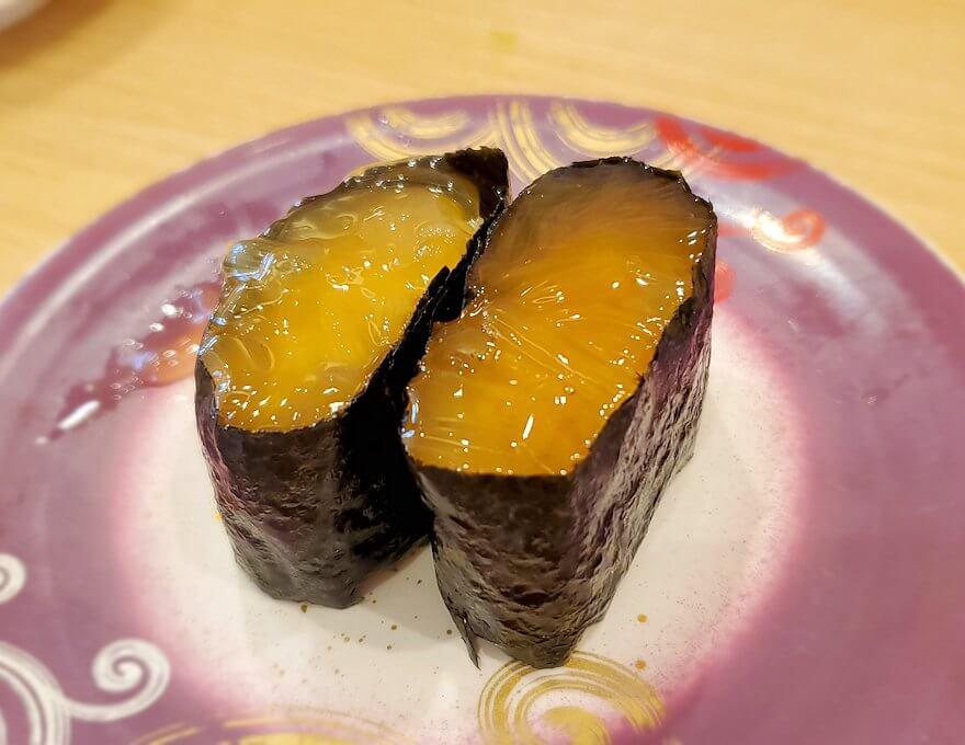 「回転寿しトリトン:清田店」で食べる寿司4