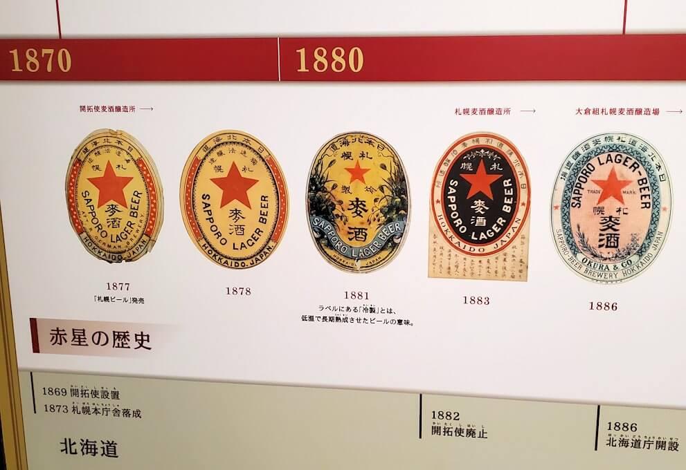 「サッポロビール園」内にある歴史資料館を見学1