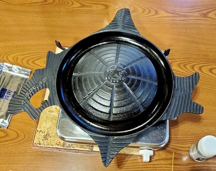 「サッポロビール園」で提供される鍋1