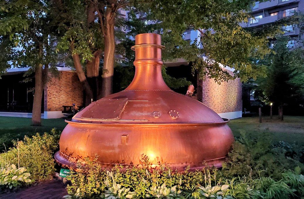 「サッポロビール園」の建物1