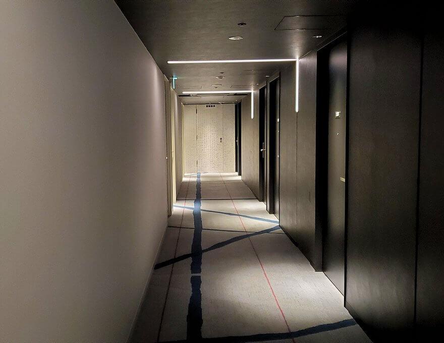「JR東日本ホテルメッツ札幌」のロビー