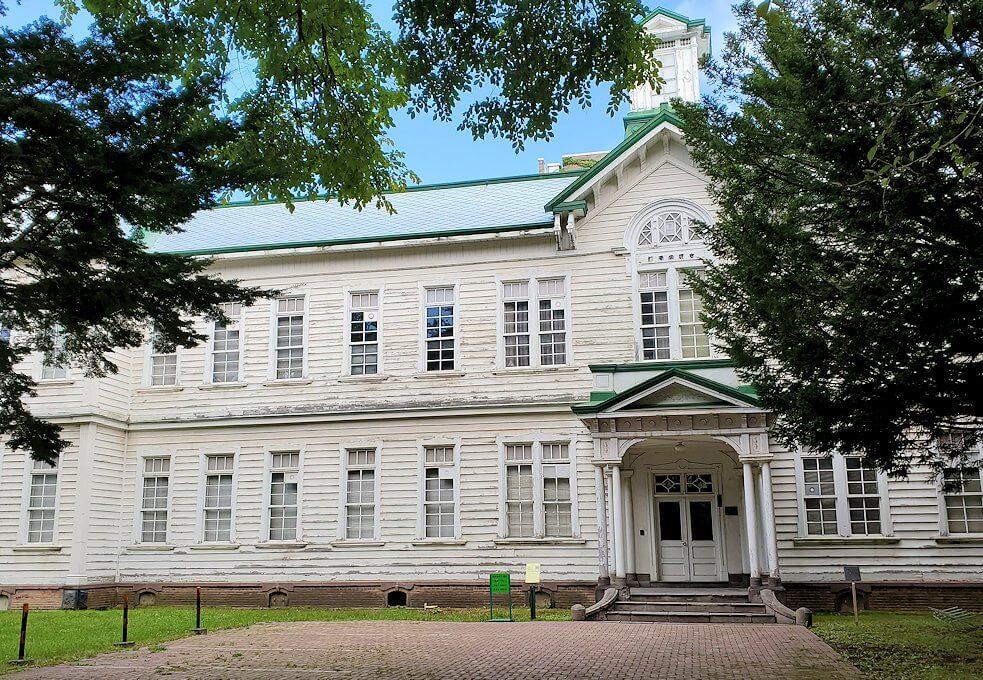 北海道大学構内にある建物