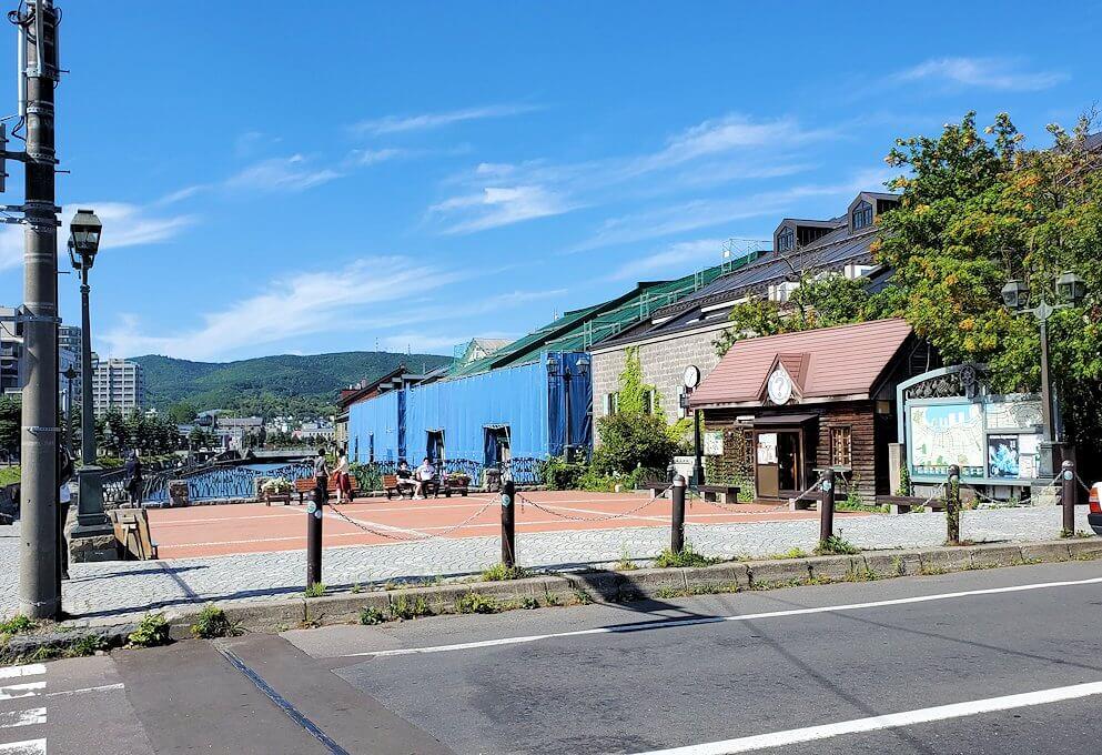小樽の街を散策1