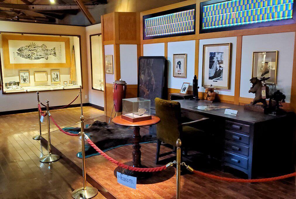 ウイスキー博物館内の景色1