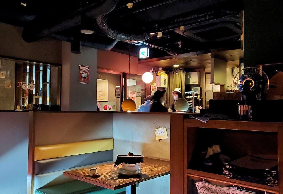 スープカレー専門店「スアゲ(Suage)」店内の景色1