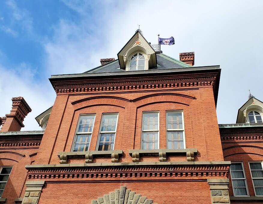 北海道庁の建物