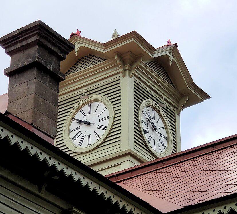 札幌時計台の時計盤