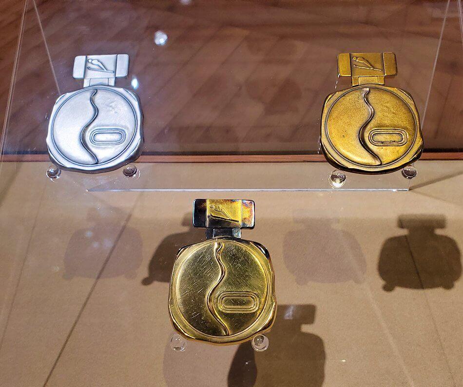 札幌オリンピックのメダル