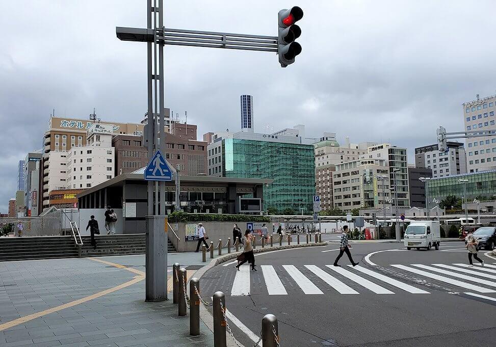 札幌駅前広場