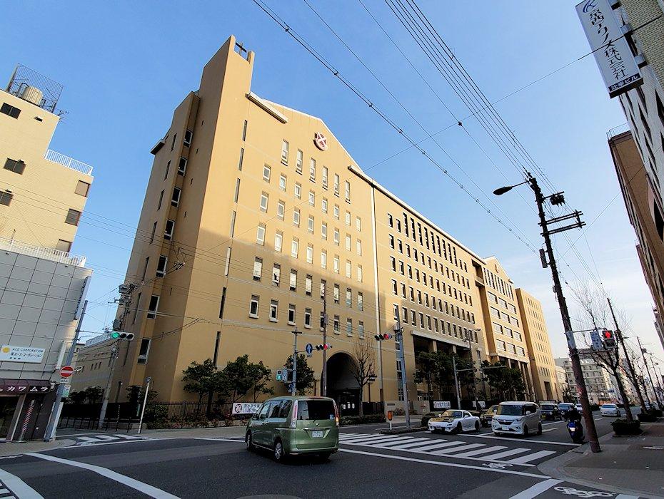 大阪市にある「桃山中学校」で一時教員をしていた竹鶴政孝2
