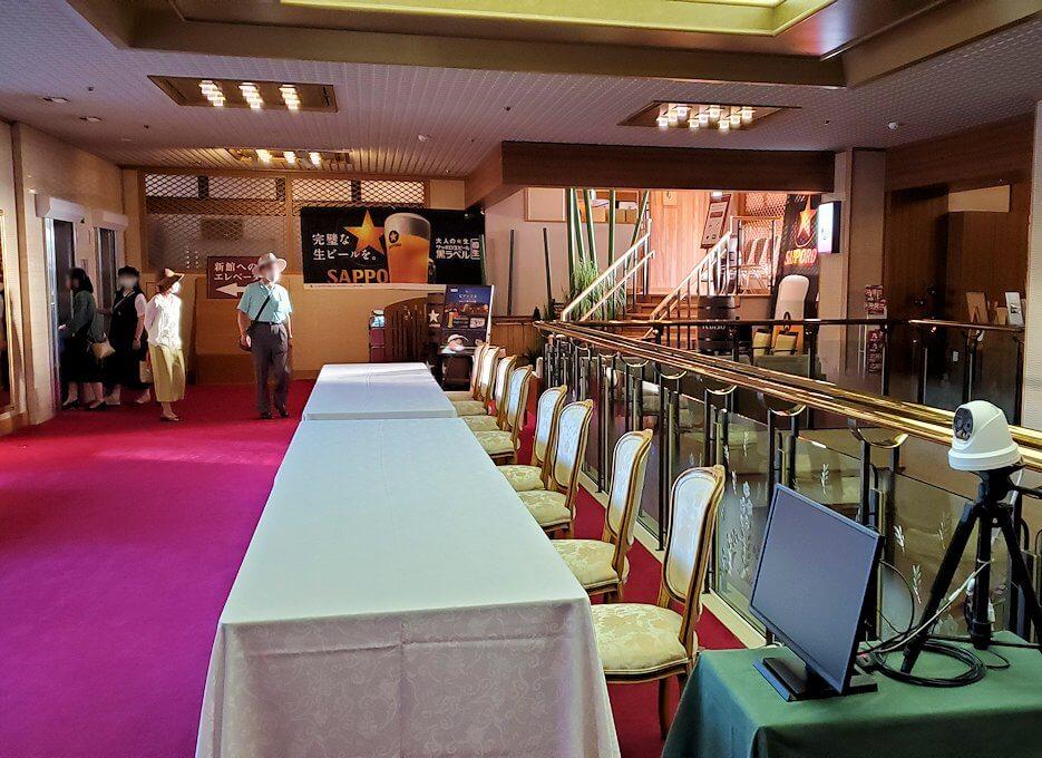 奈良ホテルの新館
