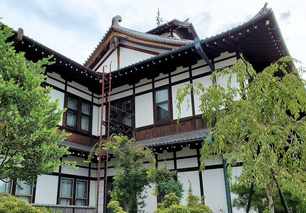 奈良ホテルの建物