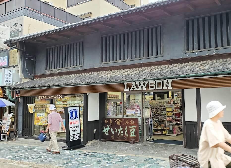 奈良市のローソン