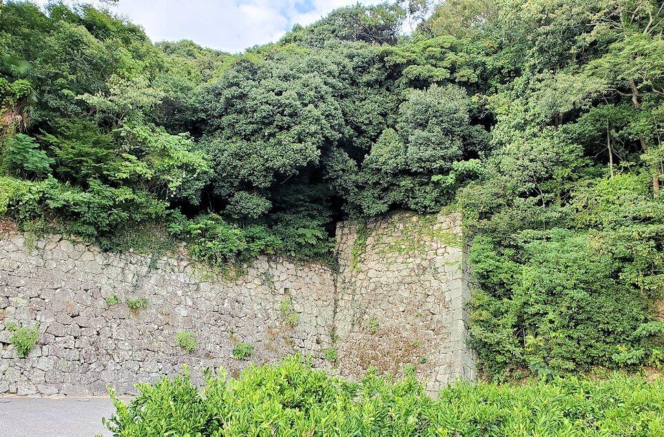「二之丸史跡庭園」内の様子1
