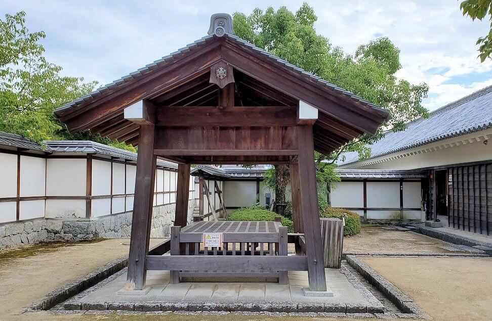 二之丸史跡庭園の櫓