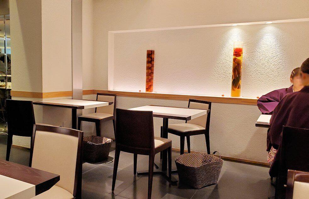 「ホテル道後やや」の食堂